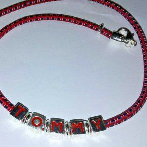Tommy Hilfiger NecklaceLobster claw clasp NWT